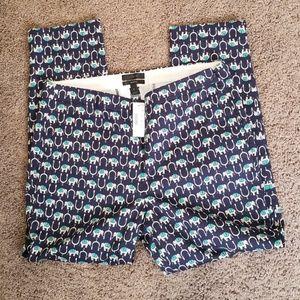 J.Crew Elephant pants